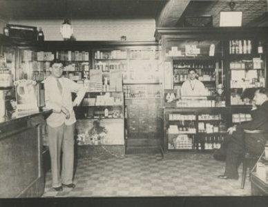 Old pharmacy photo